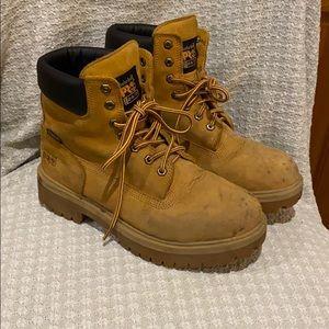 Timberland Pro series men's work boots